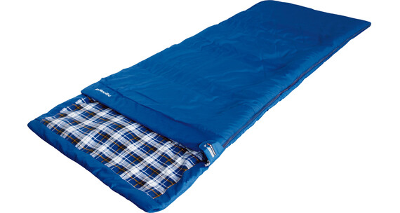 High Peak Highland Sleeping Bag blau